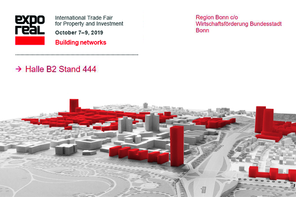 Meet us at Expo Real 2019 in Munich