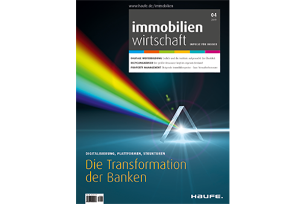 Cityförster in the current issue of the Immobilienwirtschaft
