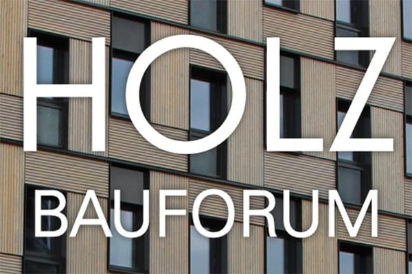 Holzbauforum Hamburg: Impulsvortrag