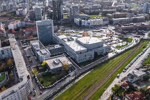 CITYFÖRSTER und KCAP gewinnen internationalen Wettbewerb in Bratislava, Slowakei