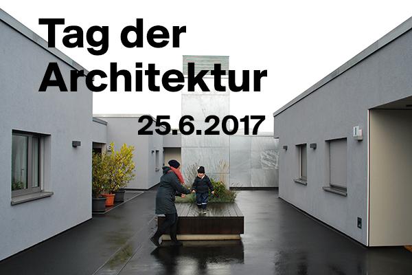 Tag der Architektur. 2x dabei!