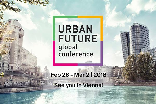 Cityförster spricht auf der Urban Future Global Conference 2018!