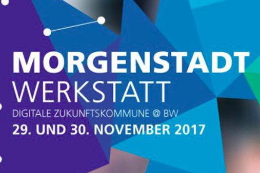 Morgenstadt: Vortrag und Workshop beim Fraunhofer-Kongress Morgenstadt