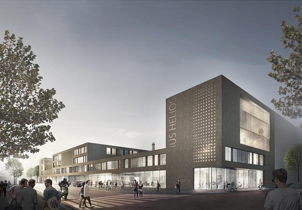 Projects cityf rster - Landschaftsarchitekten koln ...